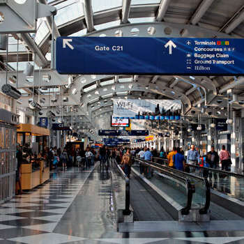 Chicago O'Hare (ORD)