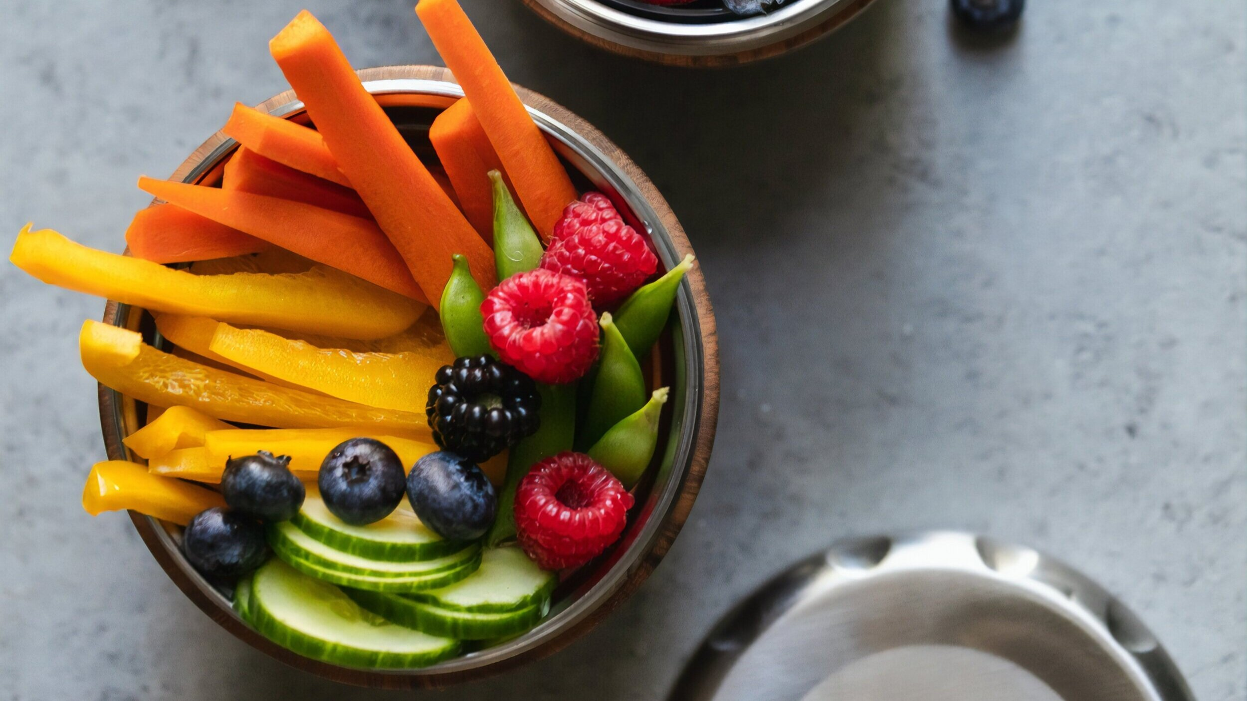 healthy-snacks-veg-long-layover