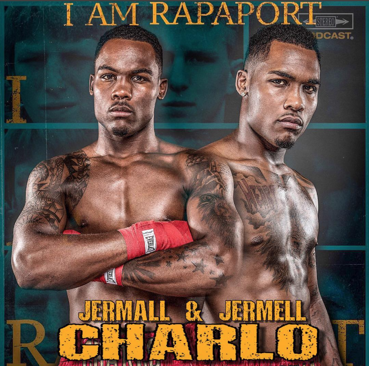 Michael rapaport speaks with the Charlo twins on his stereo podcast