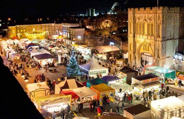 Bury St. Edmunds Christmas Market