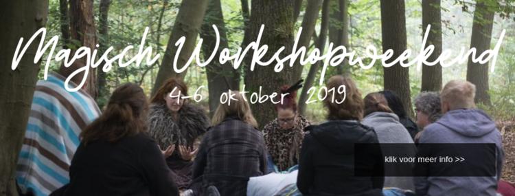 Magisch workshopweekend 2019