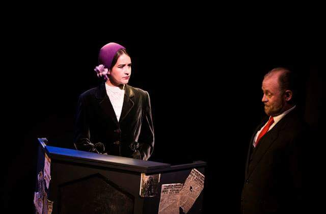 Madame de Markievicz on Trial - The New Theatre/National Tour