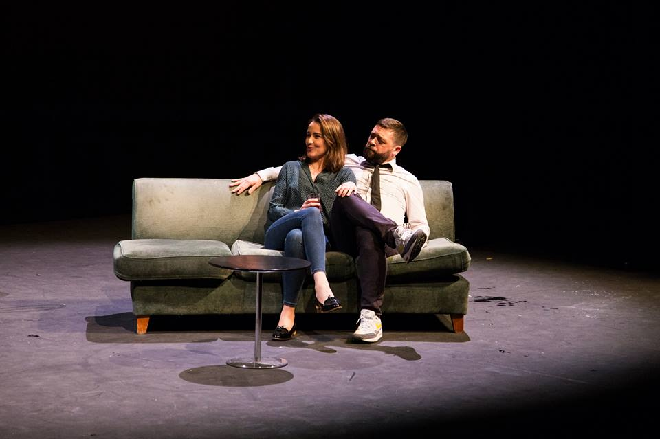 Photo by Al Craig - SUPERIOR PEOPLE (or) WHEN TO KILL YOUR FRIENDS Written by Enda Walsh   Directed by Julie Kelleher