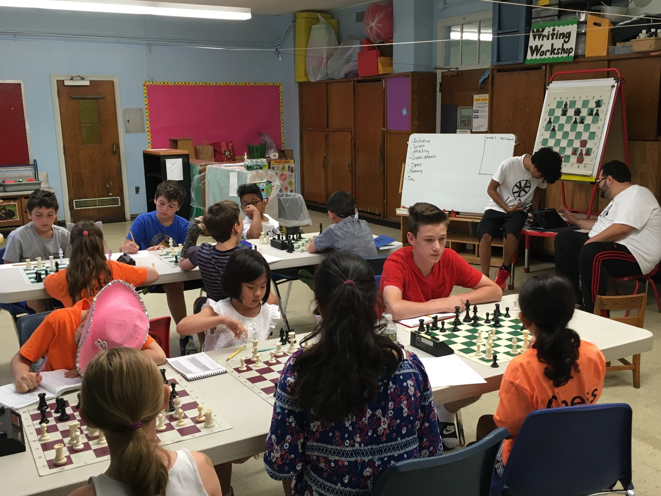 Daily USCF Rated Matches!