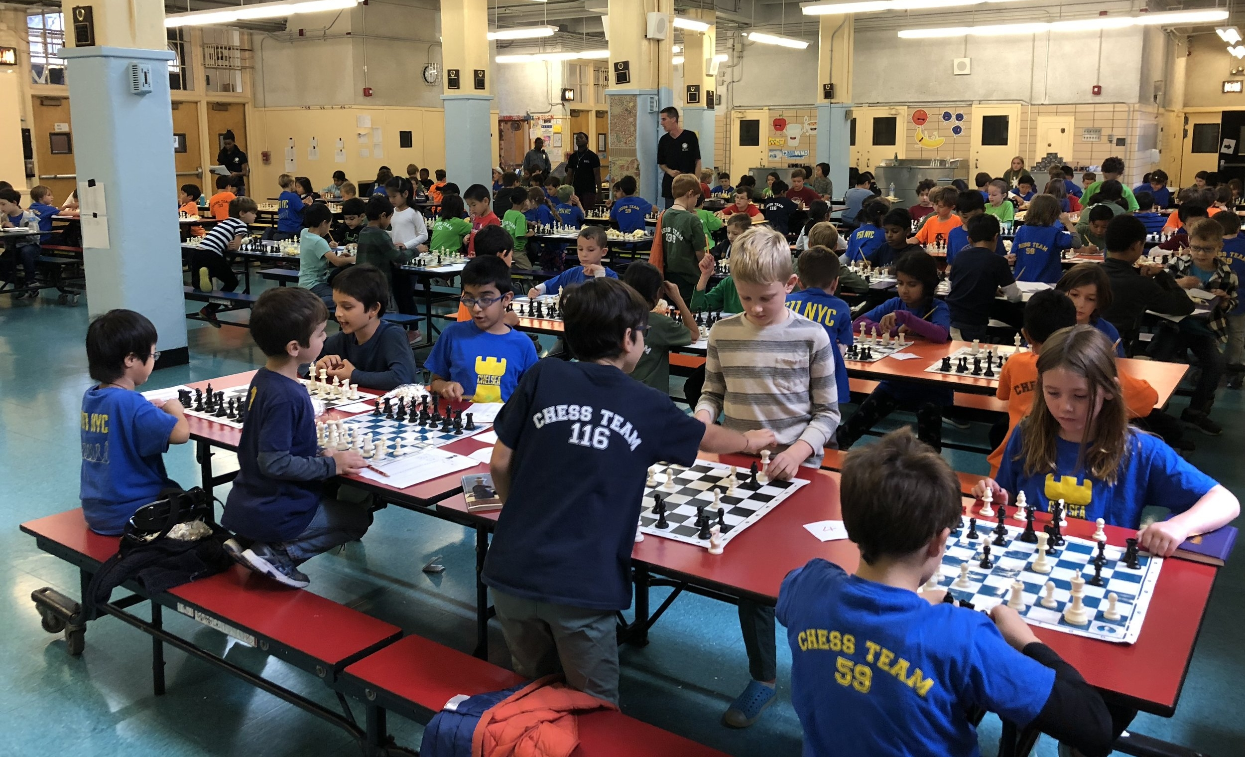 PS 11 Chess Tournament