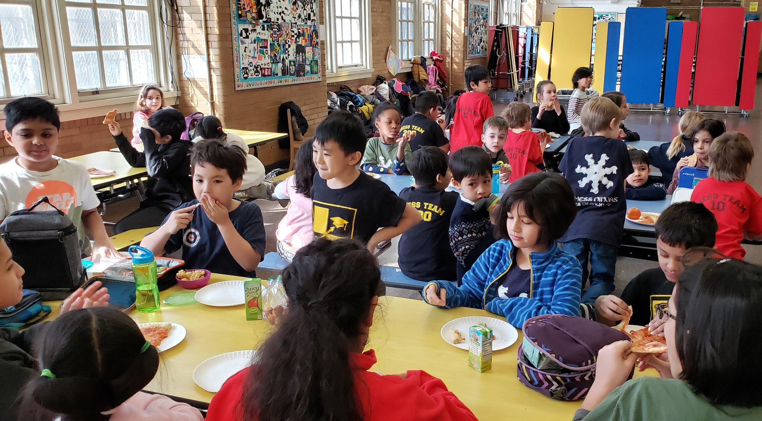 Brooklyn Camp Lunch