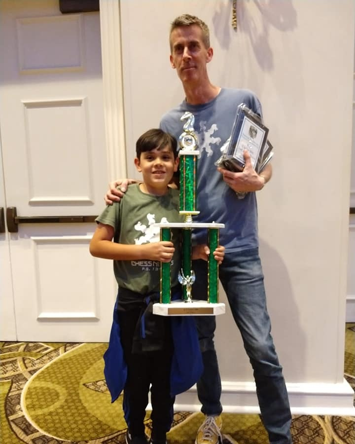 Abyl Dowshen Flores goes an incredible 7-0 and wins the K-5 U 900 National Title!