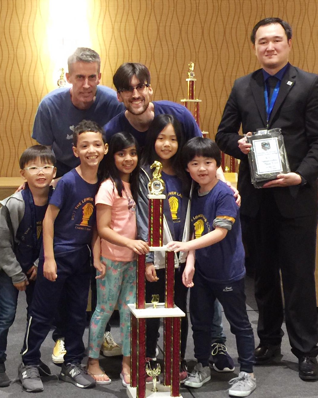 Lower Lab wins the K-3 Primary National Championship!