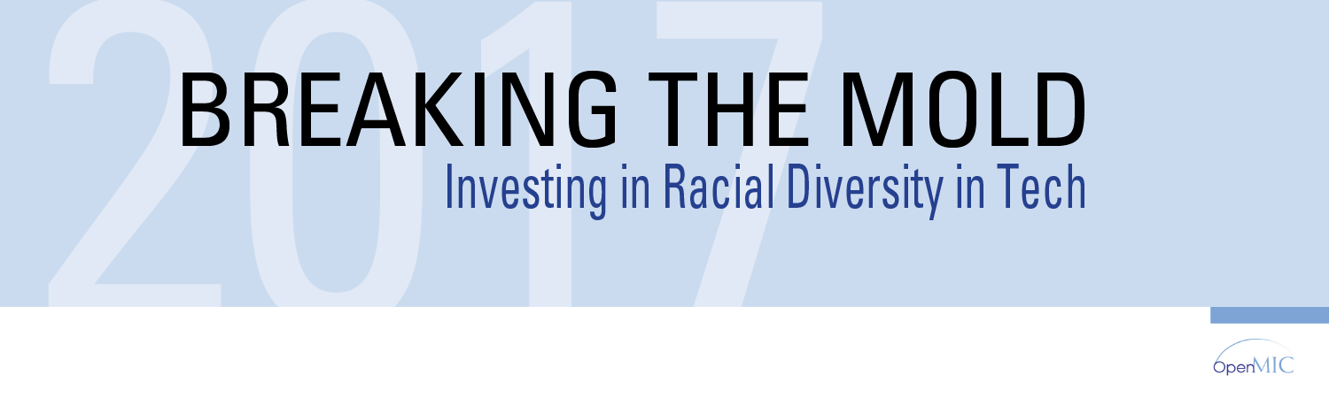 Click to read Breaking the Mold: Investing in Racial Diversity in Tech