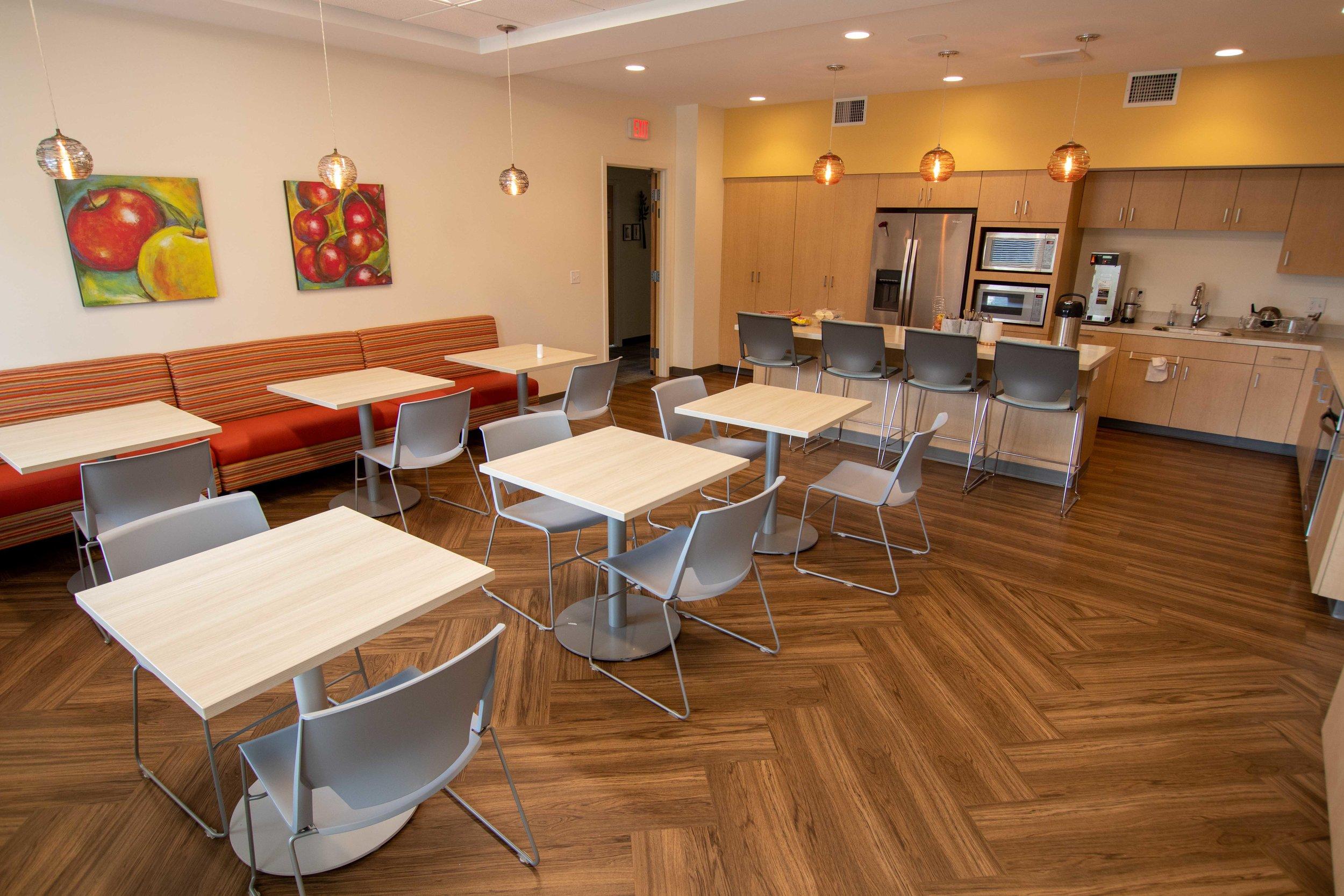 Staff Lounge -