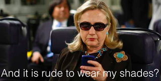 Remember Texts From Hillary? Remember when she was the cool one?