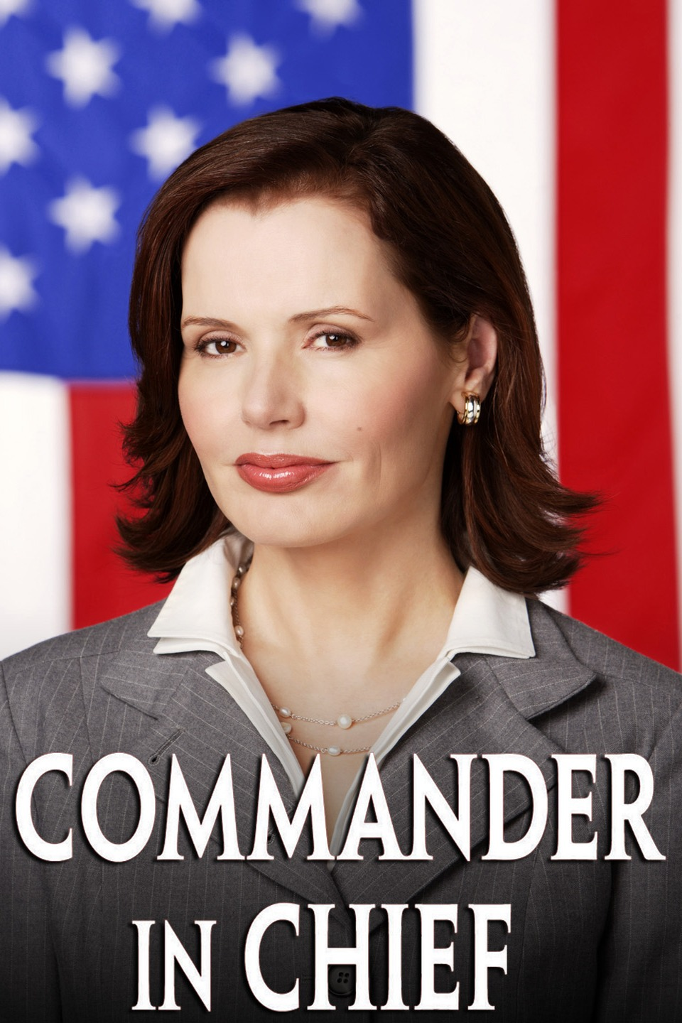 Sort of wish I could ignore party politics and have a Geena Davis vs. Hillary Clinton election