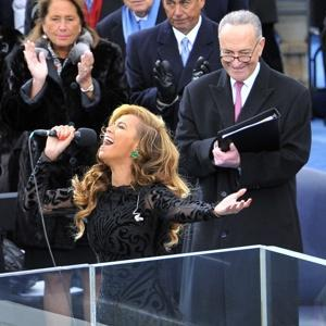 Your yearly reminder of Chuck Schumer at Obama's Inauguration
