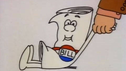 I know you all probably watched Schoolhouse Rock, but I want to summarize the complicated process again.