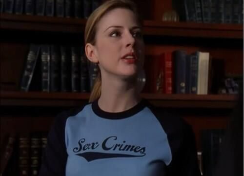 My personal favorite ADA, Casey Novak from Law and Order SVU
