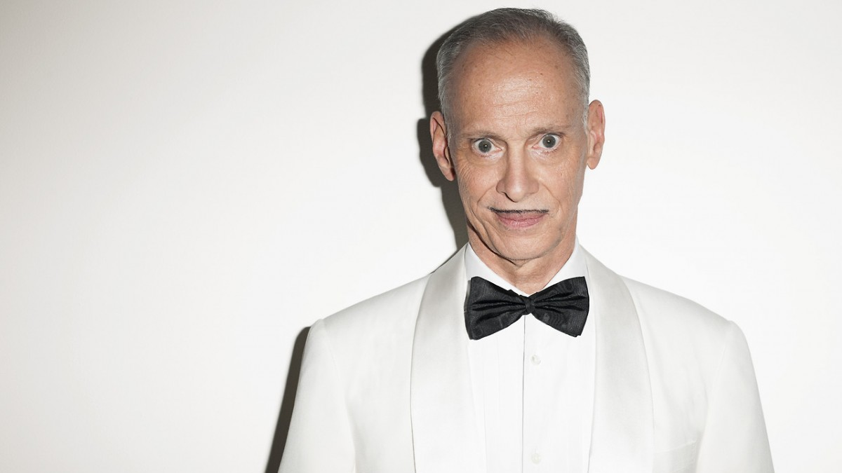 John Waters or William Rufus Day? Who can tell!