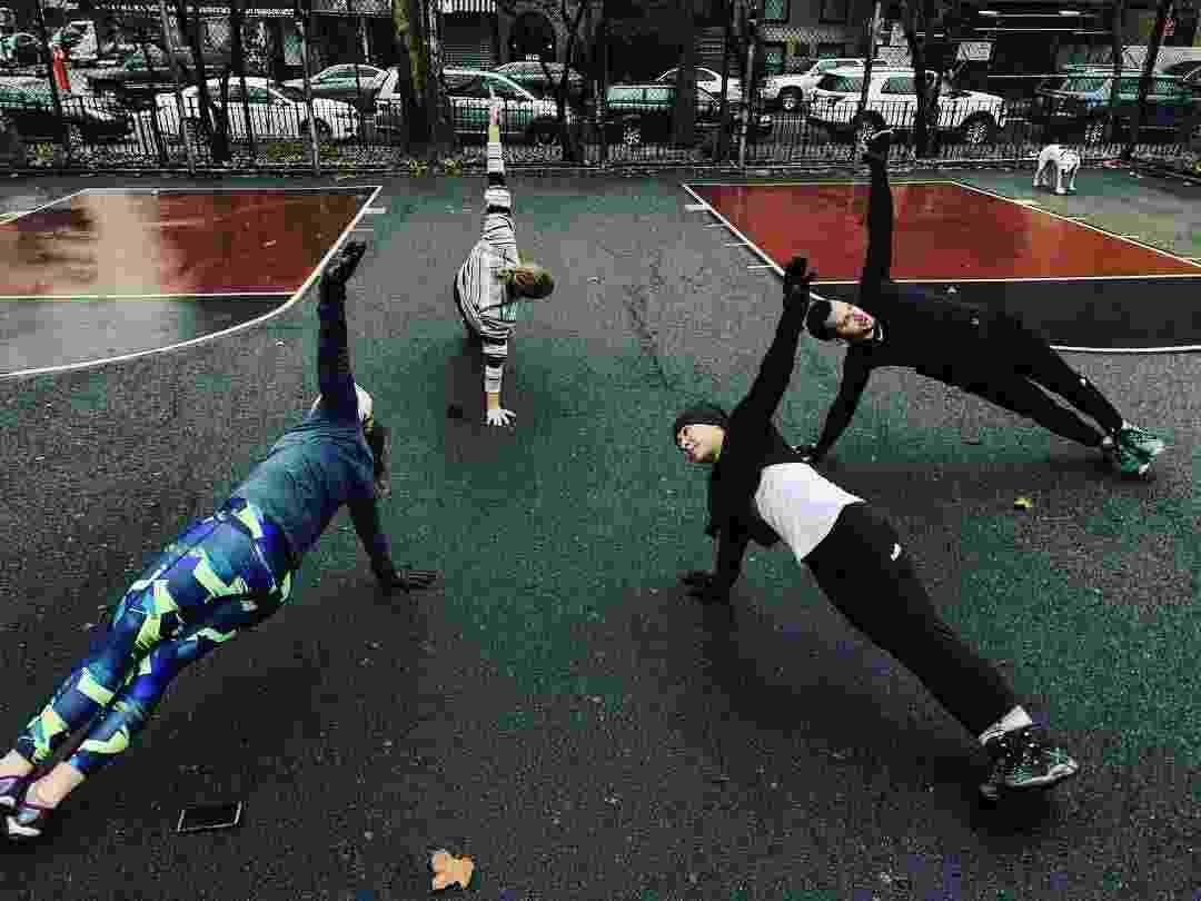 Brooklyn Fitness Routine