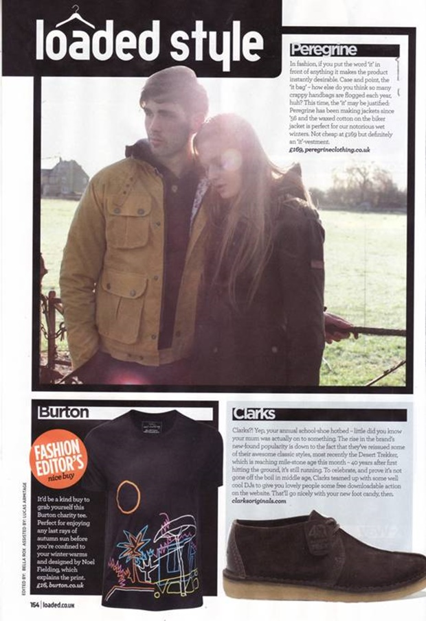 Loaded Style, Oct 2012
