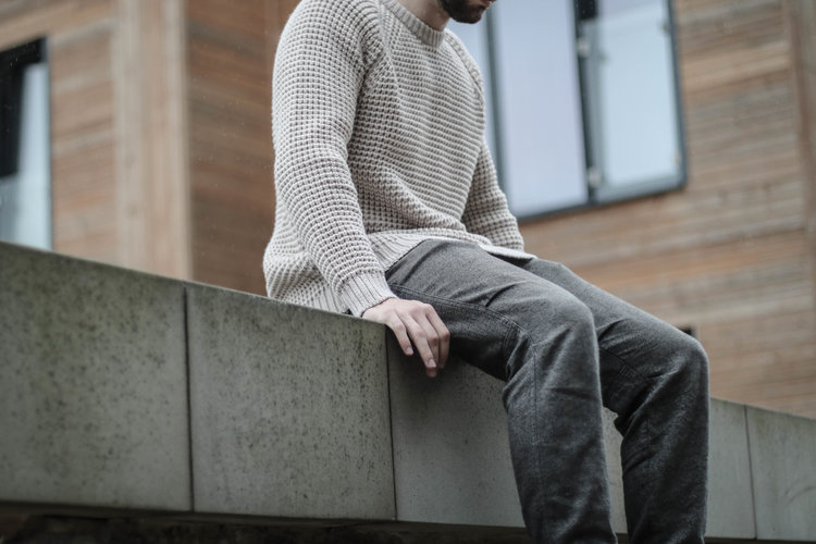 MERINO WOOL - Strong, soft and temperature regulating