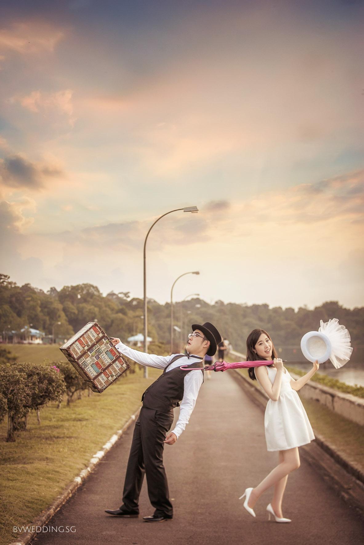 Casual Photoshoot at Upper Seletar