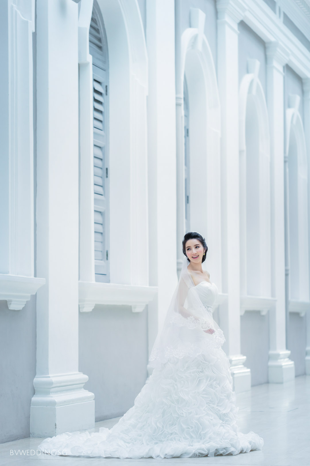 Pre-wedding Photoshoot at National Museum