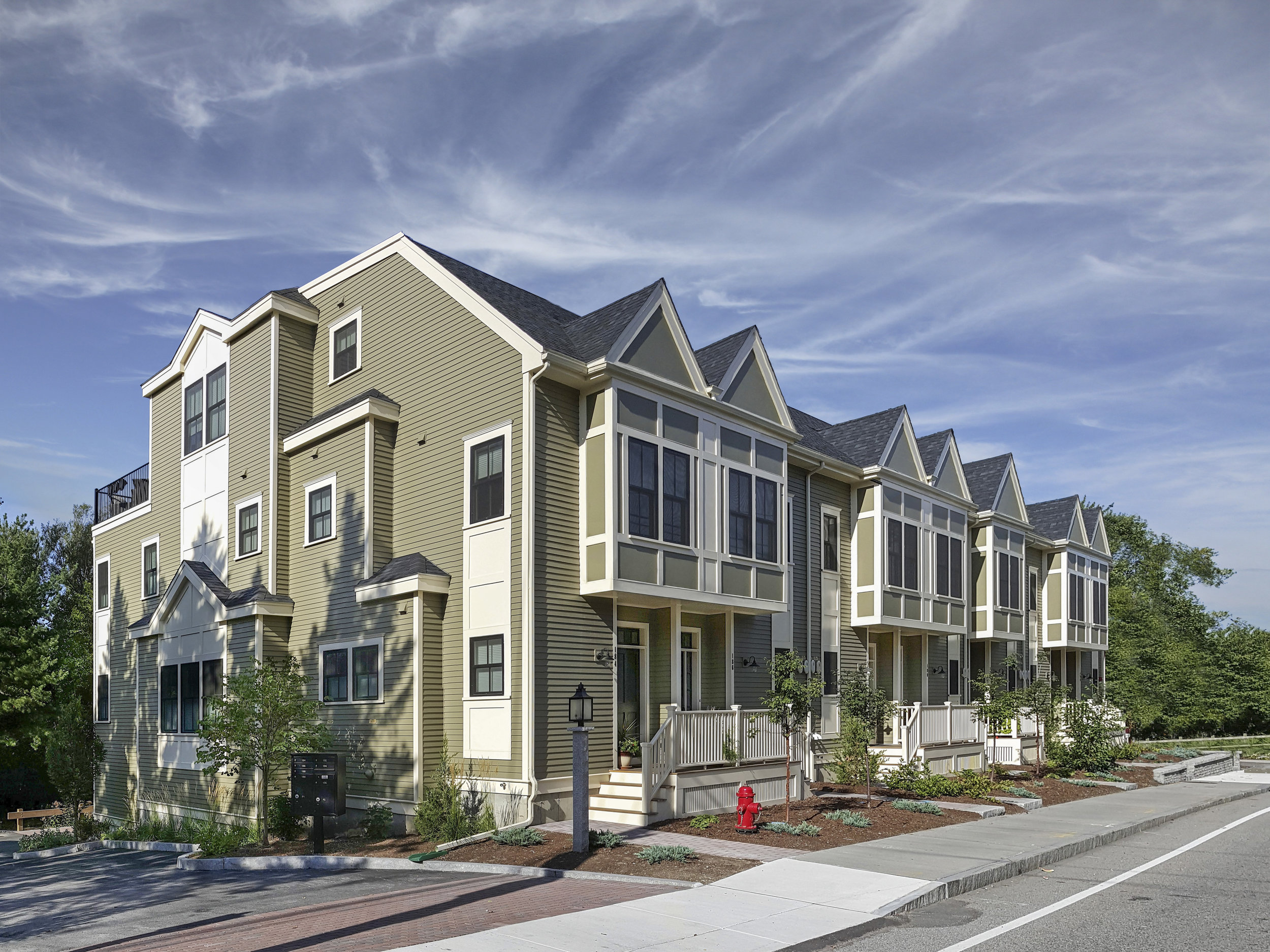 Pleasant Street Townhomes