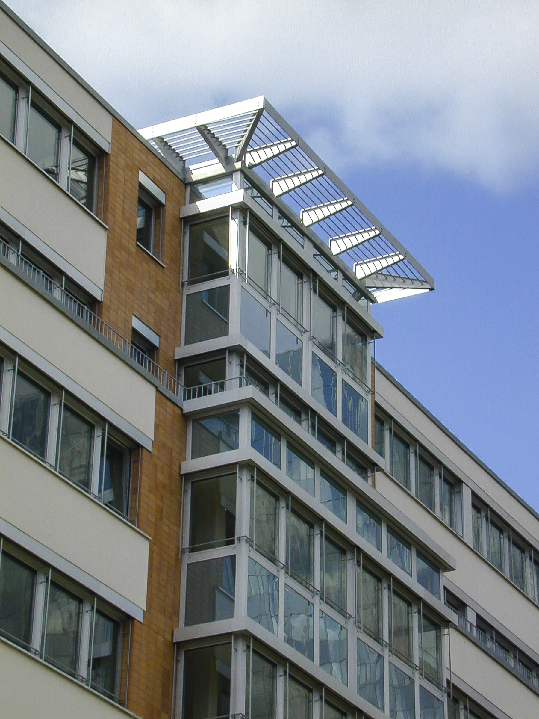 Markengrafenpark Berlin Detail by HDS Architecture