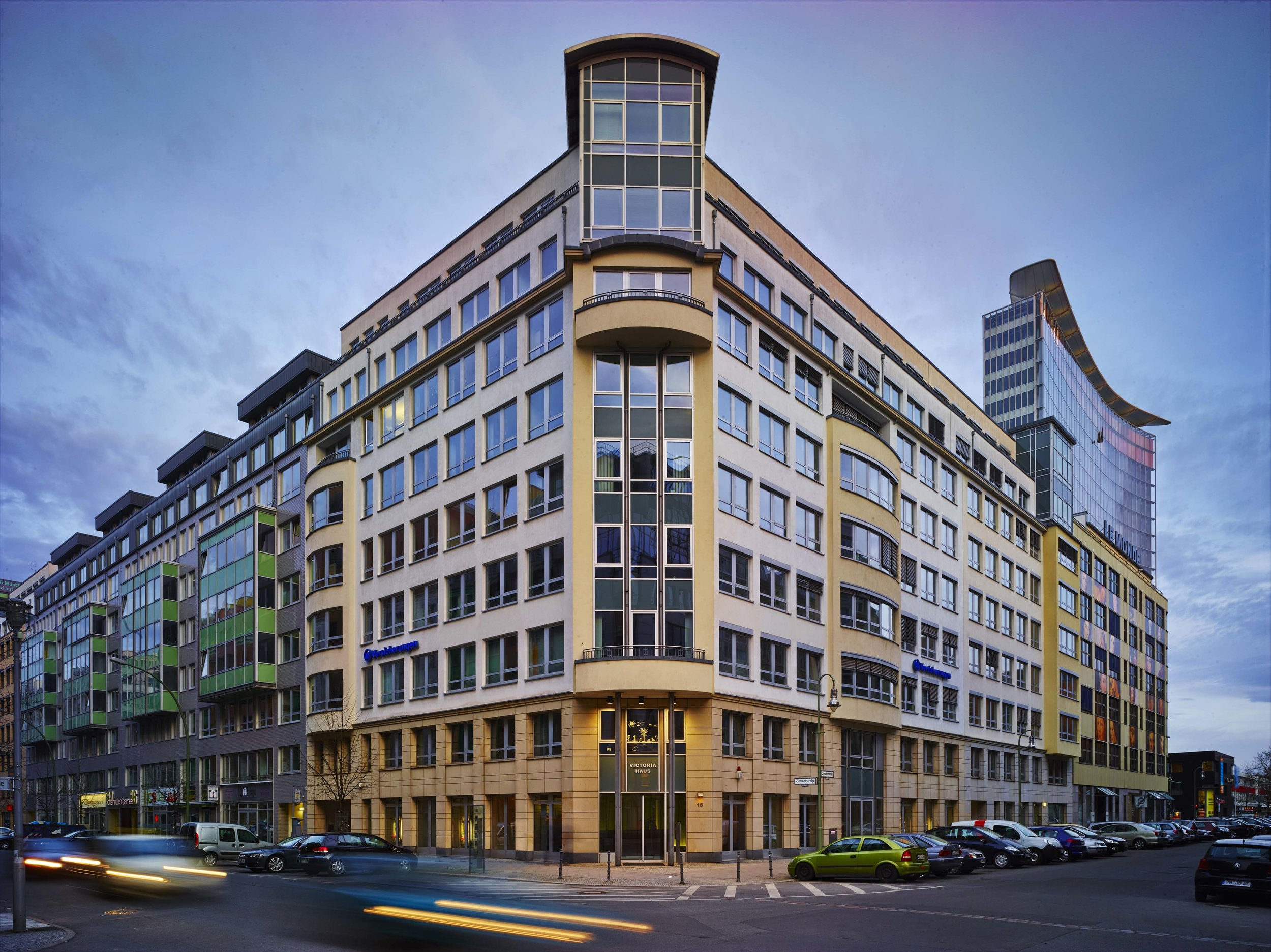 Victoria Haus Berlin by HDS Architecture