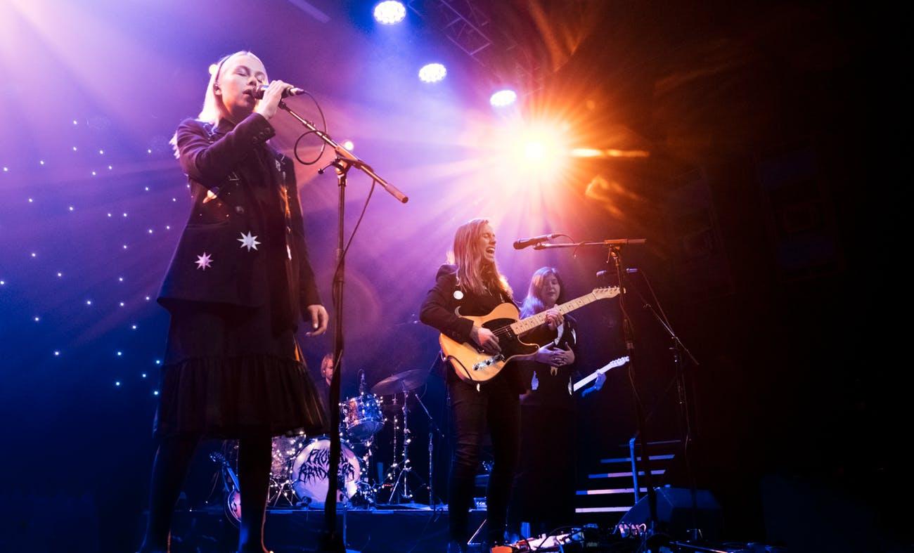City Pages - Boygenius Concert Photos