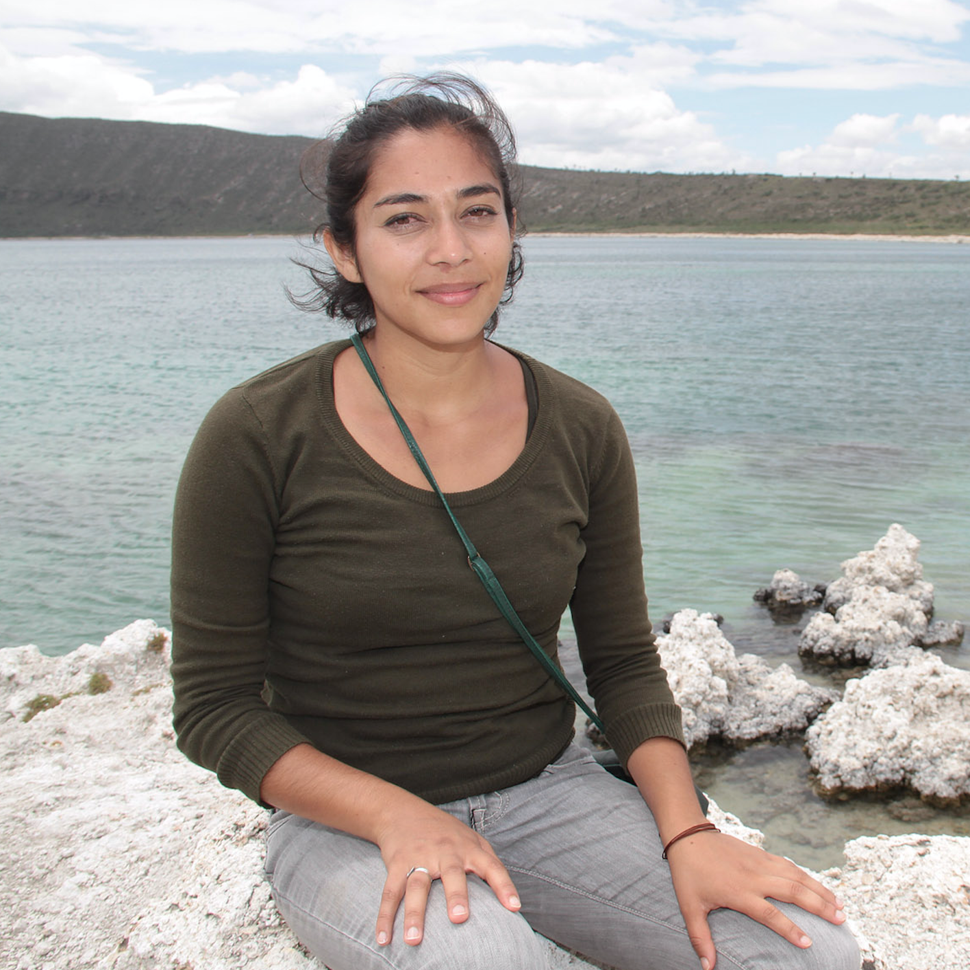 Samantha Páez  is a journalist from Puebla, central Mexico, who covers human rights, gender and the environment.   READ FULL BIO HERE.   view her work here . MENTORSHIP BEAT: redes de periodistas, protocolos de seguridad, seguridad digital.