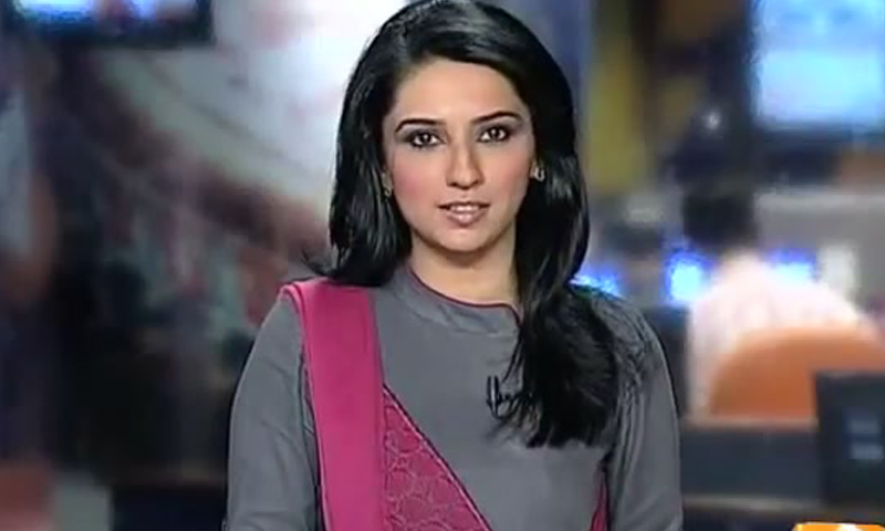 Maria Memon  is a leading broadcast journalist in Pakistan