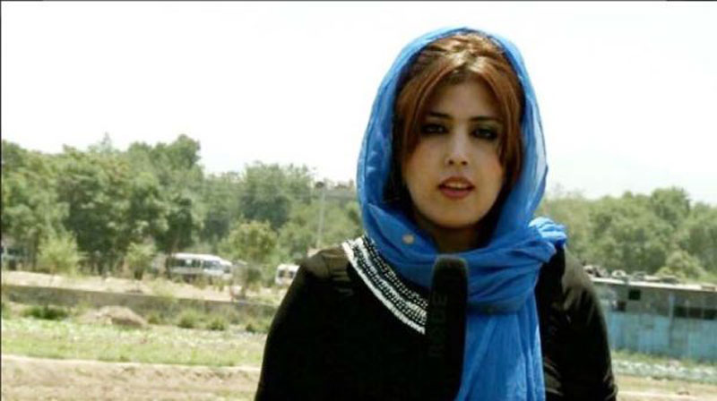 Mina Mangal - Afghanistan: Mina was shot dead on May 11, 2019. The Afghan Tv presenter had voiced fears a few days before she was killed.