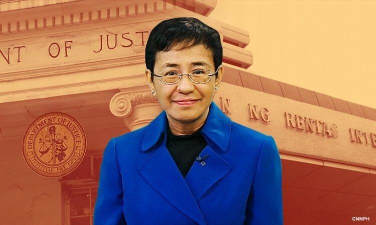 Philippines: Maria Ressa responded to another complaint by Wilfredo Keng —  The Coalition For Women In Journalism