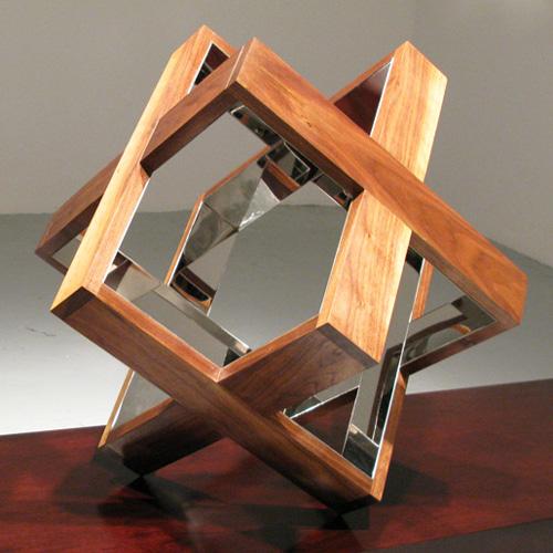 Ross Bell   Strip Cube   November 21 – December 19, 2009