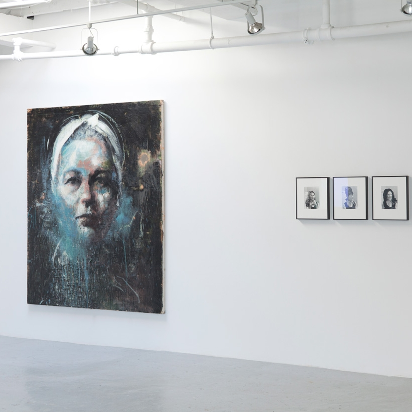 To Assert Herself   works by Suzy Lake and Tony Scherman   February 5 – March 14, 2015
