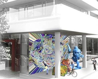 News / Events   Blue Republic   Public Art competition winners   Stargate  , permanent installation   View More