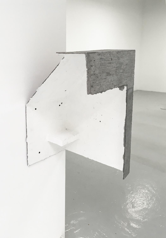 Jen Aitken, Limik , 2017, series: Kaloune , 26 x 18 x 15 inches, mixed media
