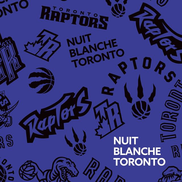 Announcement   Esmaa Mohamoud  and  Bryan Espiritu  will stage Peace To The Past, Reach For The Future, which reflects on the 25th anniversary of the Toronto Raptors. At Queen West and Bay.   View More