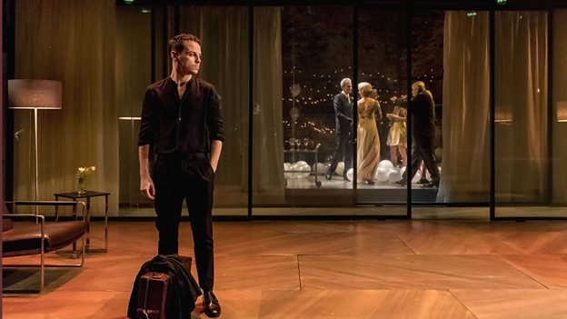Andrew Scott's 'luminous' performance