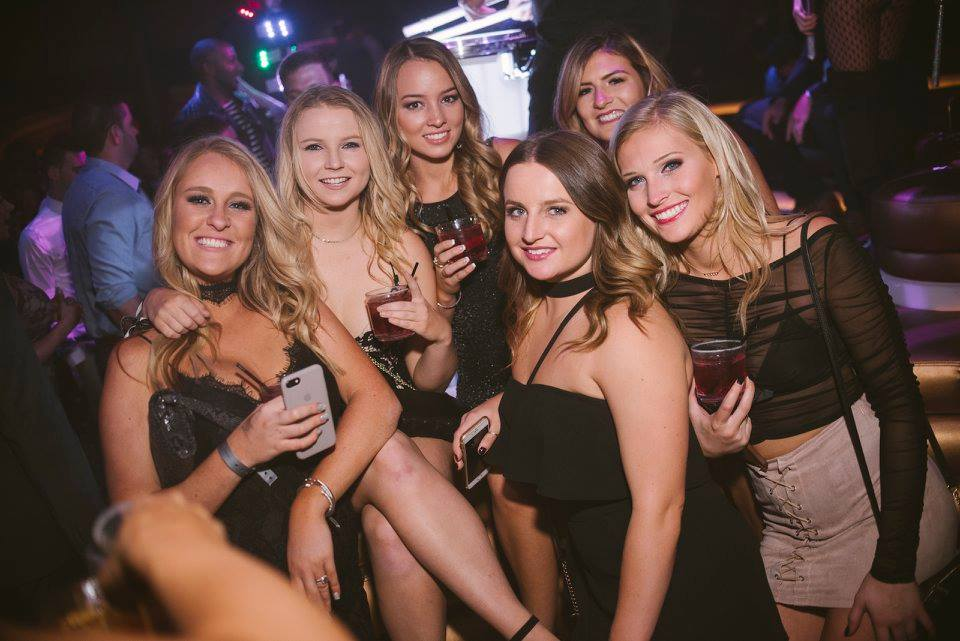 Are women being put off immersing in dance culture?  Source - Omnia Night Club