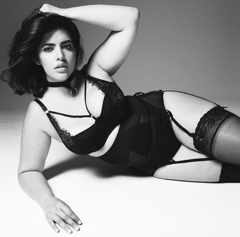 Denise Bidot - Model