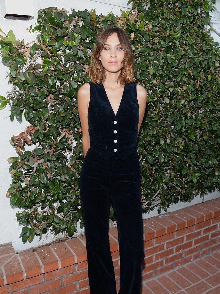 Alexa Chung - Former-model, writer and fashion designer