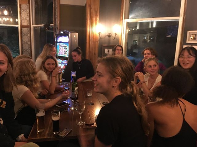 Thank you to everyone who joined us for a drink & a chat last night at Channings. So exciting to see lots of beautiful new faces who will be a part of our busy year ahead!♥️