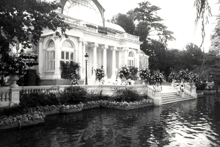 Palacio de cristal. El Retiro