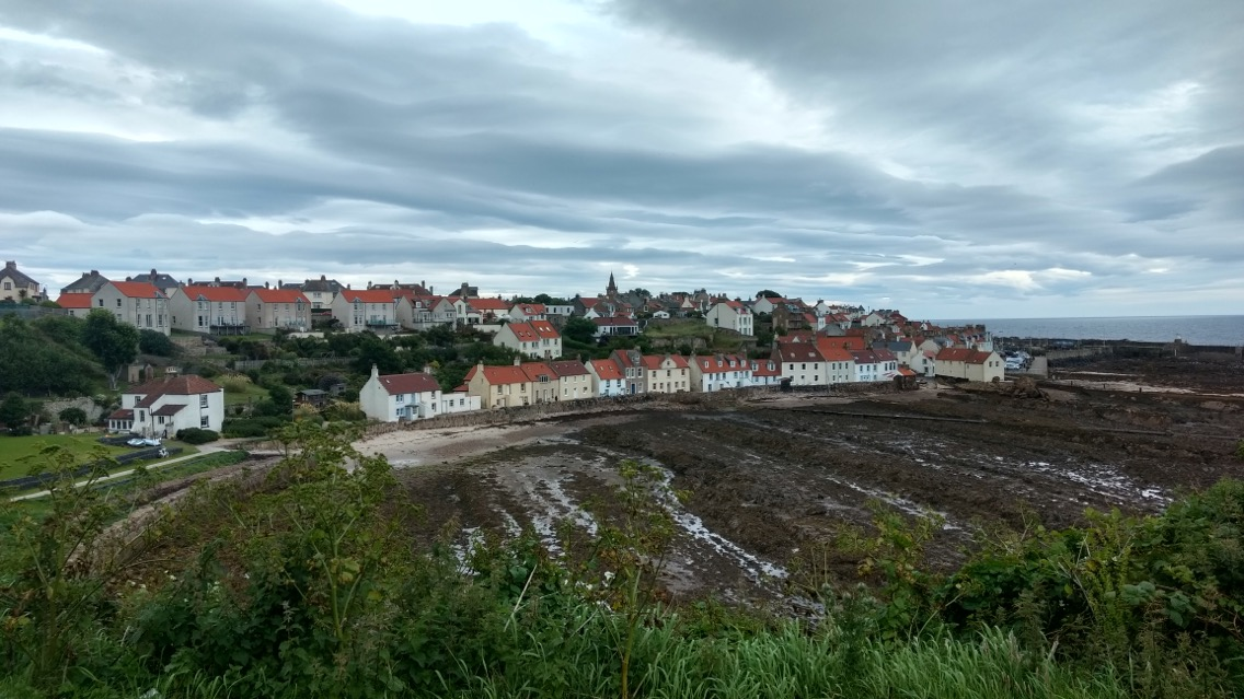 Looking towards Pittenweem