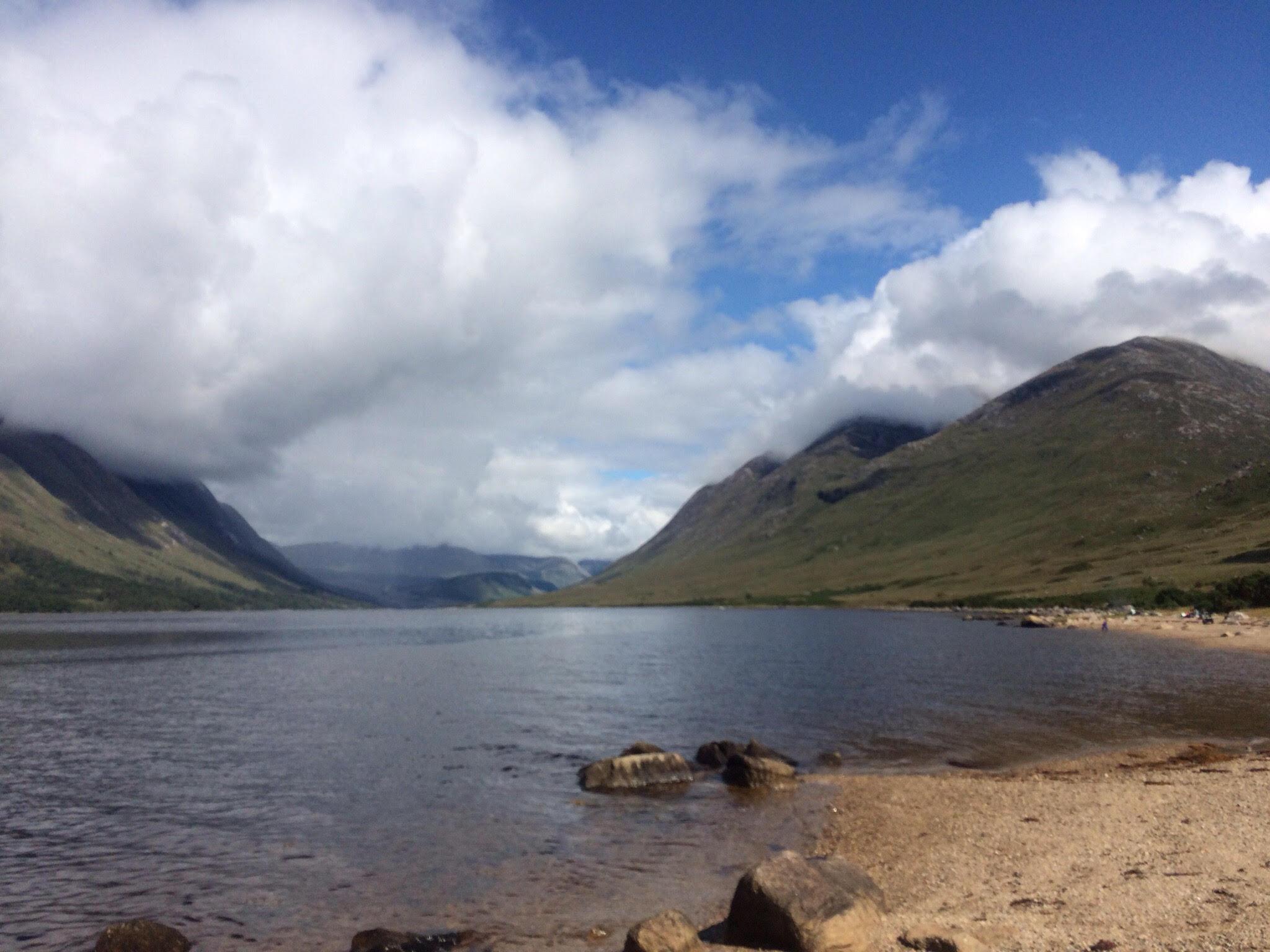 Stunning Scottish scenery