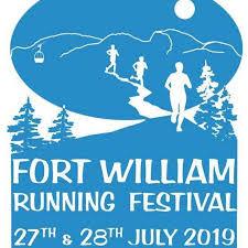 Fort William Running Festival logo