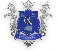 The Care Necessities logo