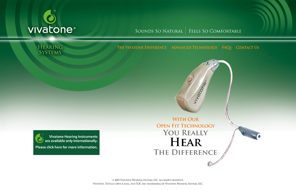 Vivatone Hearing Instruments