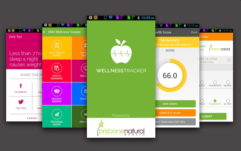 Wellness Tracker